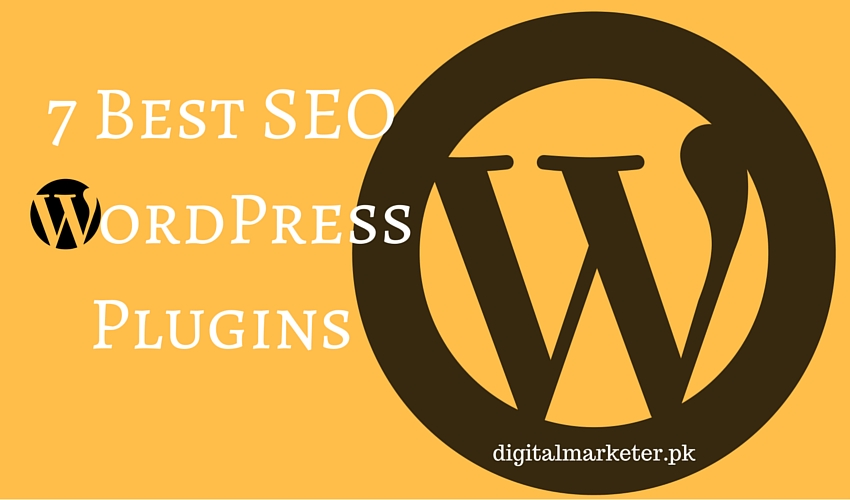 7 Best SEO WordPress Plugins