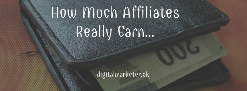 How Much Do Affiliate Marketers Make