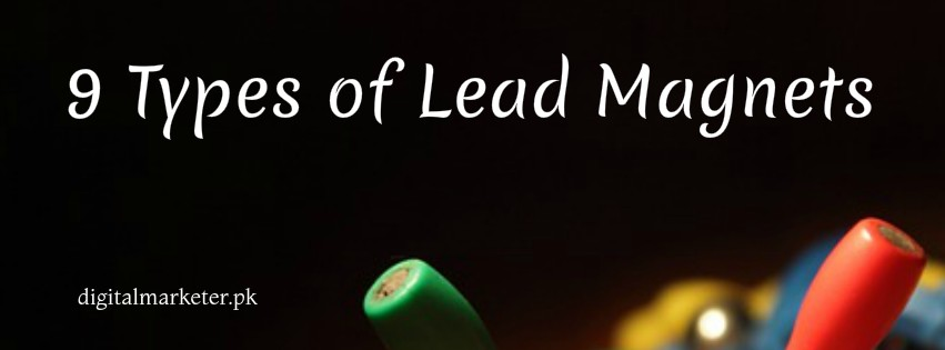 9 Common Types of Lead Magnets to Grow Your Email List